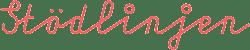 Stödlinjen-logotyp